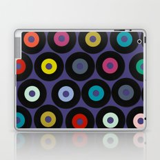 VINYL VIOLET Laptop & iPad Skin