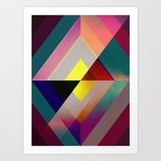 dryve Art Print