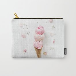 Triple Scoop Carry-All Pouch