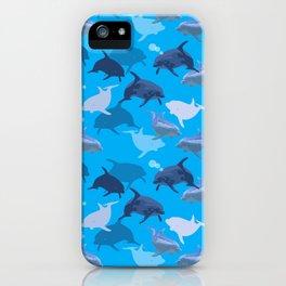 Aquaflage iPhone Case