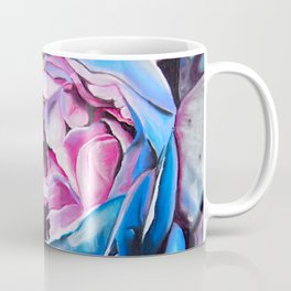 Rose chalk drawing Coffee Mug