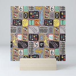 Abacus Mini Art Print