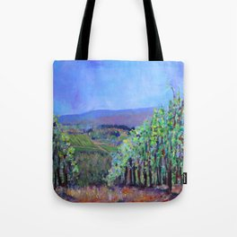 Hillsides of Tuscany Tote Bag