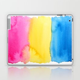 Pansexual Flag Laptop & iPad Skin