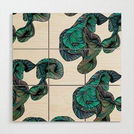 abstract digital 2.0 Wood Wall Art