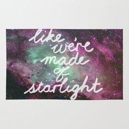 Like We're Made of Starlight Rug