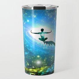 A Bright Embrace Travel Mug