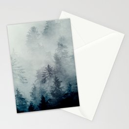 The hollows in fall Stationery Cards