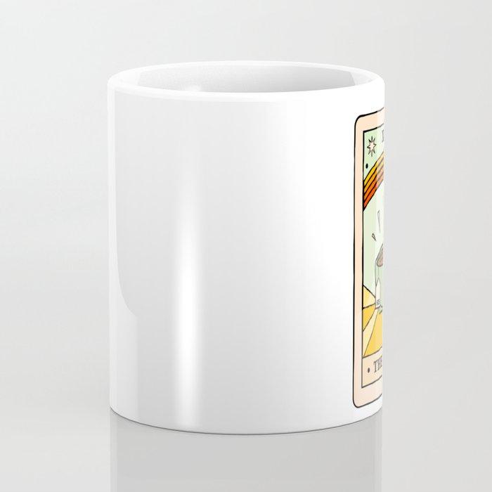 That's the TEA, sis tarot card Coffee Mug