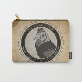 Punk Finch Carry-All Pouch