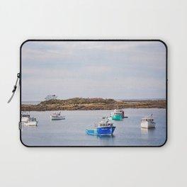 Coastal Maine Mornings II Laptop Sleeve