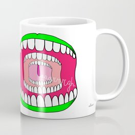 Scream AAARGH! Coffee Mug