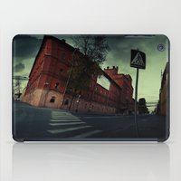 surrealism iPad Cases featuring surrealism by Chirko.Roman