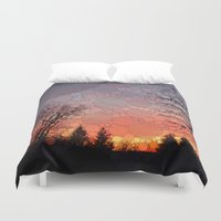 neverland Duvet Covers featuring Neverland by Olivia Joy StClaire