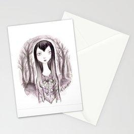 Vamp Girl Stationery Cards