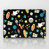 tom selleck iPad Cases featuring major tom by marella