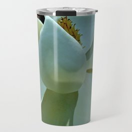 Blue Magnolia II Travel Mug