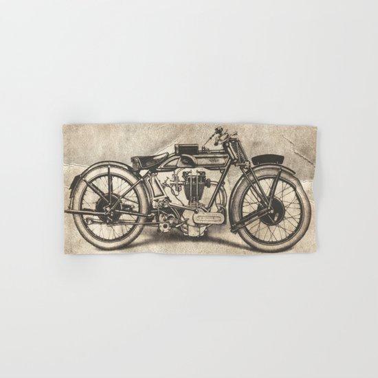 Norton Motorcycles Hand & Bath Towel