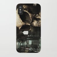 antique iPhone & iPod Cases featuring antique by jenniferjuniper
