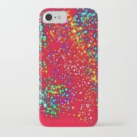 sparkle iPhone & iPod Cases featuring Sparkle  by Sammycrafts
