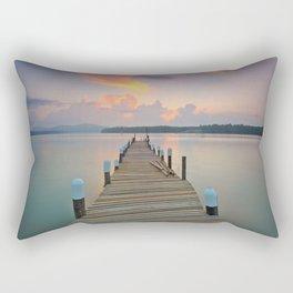 Dock Days Rectangular Pillow