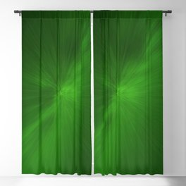 Abstract #7 - Radiation (Green) Blackout Curtain