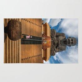 Huay Mongkol Temple Rug