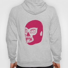 Pink Luchador Hoody