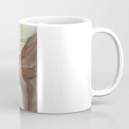 Gold Tree Coffee Mug