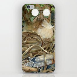 Birch  iPhone Skin