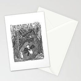 Dante's Inferno Stationery Cards
