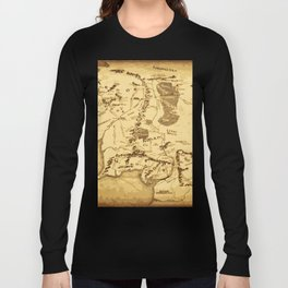middleearth Long Sleeve T-shirt
