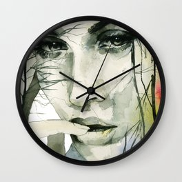 From the ground and the forests Wall Clock