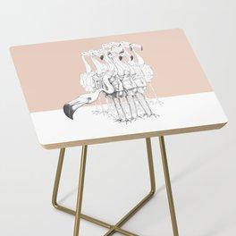 Weird & Wonderful: Flamingo Boys Side Table
