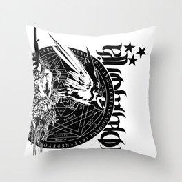 Continuum777 Throw Pillow