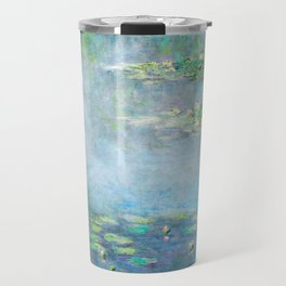 Monet Water Lilies / Nymphéas 1906 Travel Mug