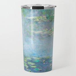 Monet Water Lilies / Nymphéas 1906 Travel Mug
