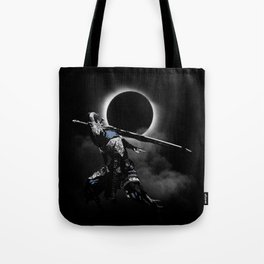The Abyss Knight Tote Bag