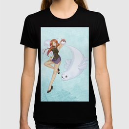 Loreley of the Elite Four T-shirt