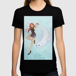 Loreley of the Elite Four T-shirt