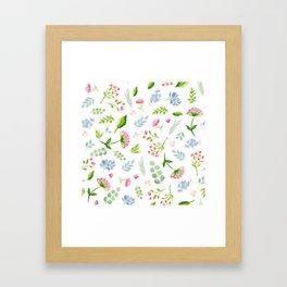 Baby Love Framed Art Print