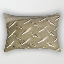 Chrome Dents Rectangular Pillow