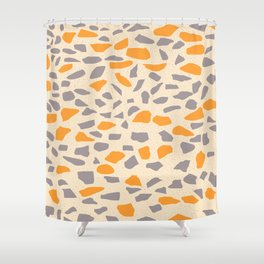 Terrazzo AFE_T2019_S7_10 Shower Curtain