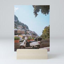 The Italian Transport Mini Art Print
