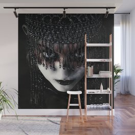 The Mystic Wall Mural