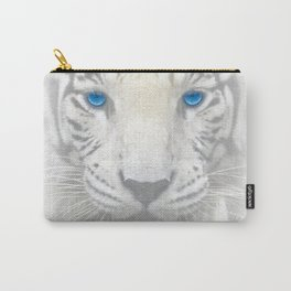 Ghost Tiger Carry-All Pouch