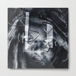 Artistic CIV - Dark wwWeb II Metal Print