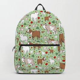 Happy Goats Backpack