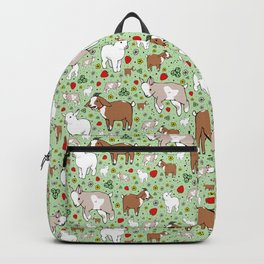 Happy Goats Backpack