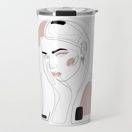 In Blush Travel Mug